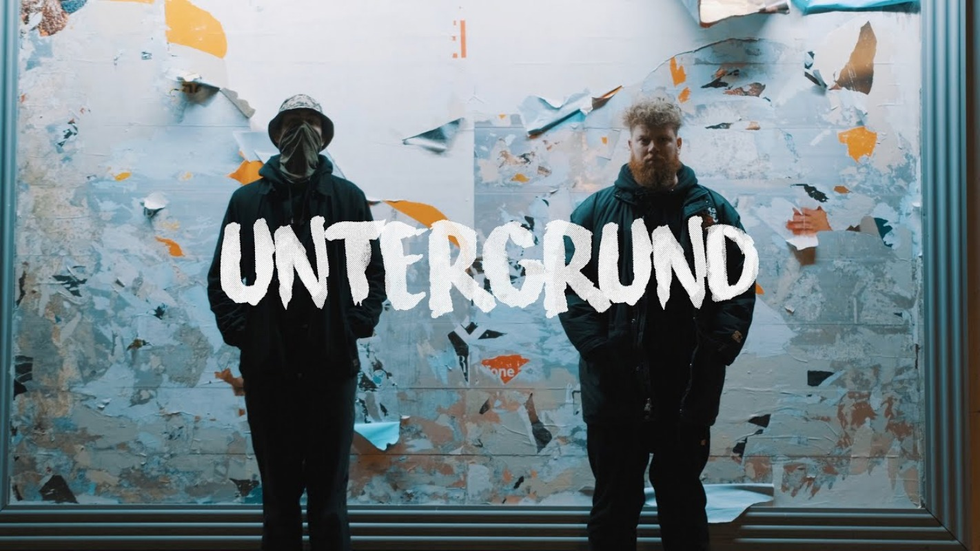Upcoming: William Gotti, Lunare - Untergrund [Video]