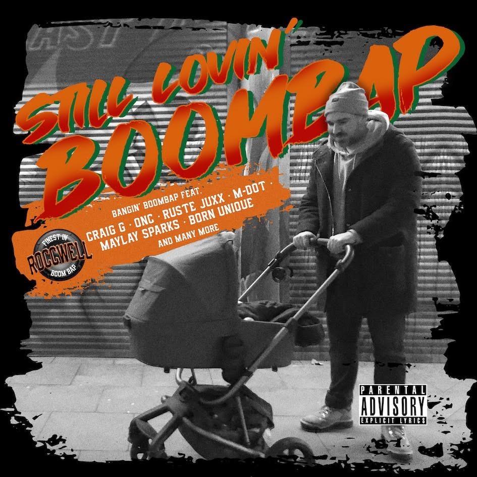 Upcoming: Roccwell - Still Lovin' Boombap