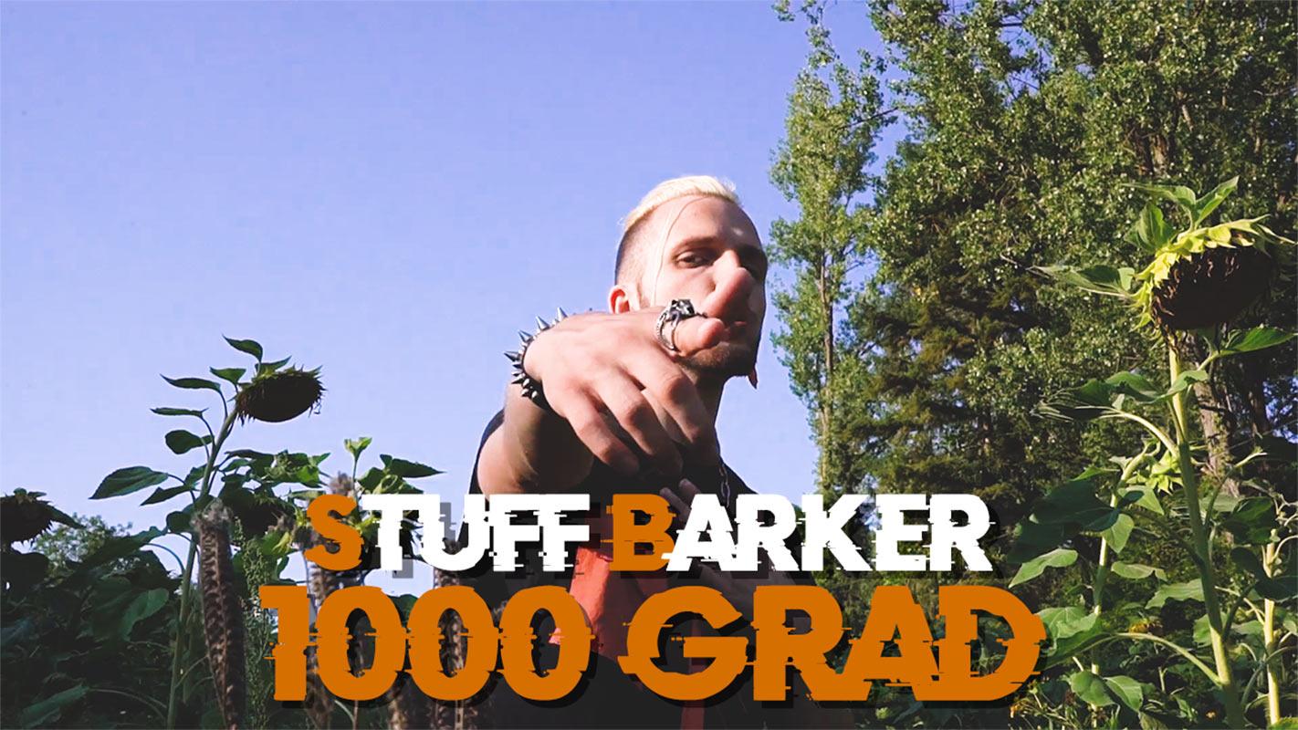 Upcoming: Stuff Barker - 1000 Grad