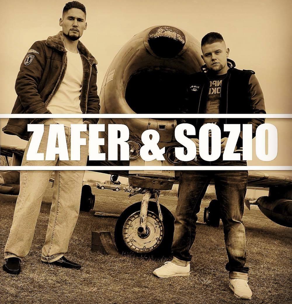 Upcoming: Zafer, Sozio - Selam/Guten Tag