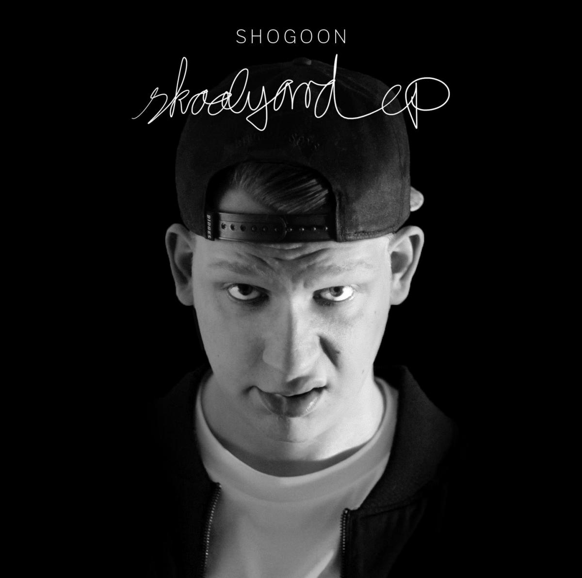 Upcoming: shogoon - Skoolyard EP (OUT NOW)