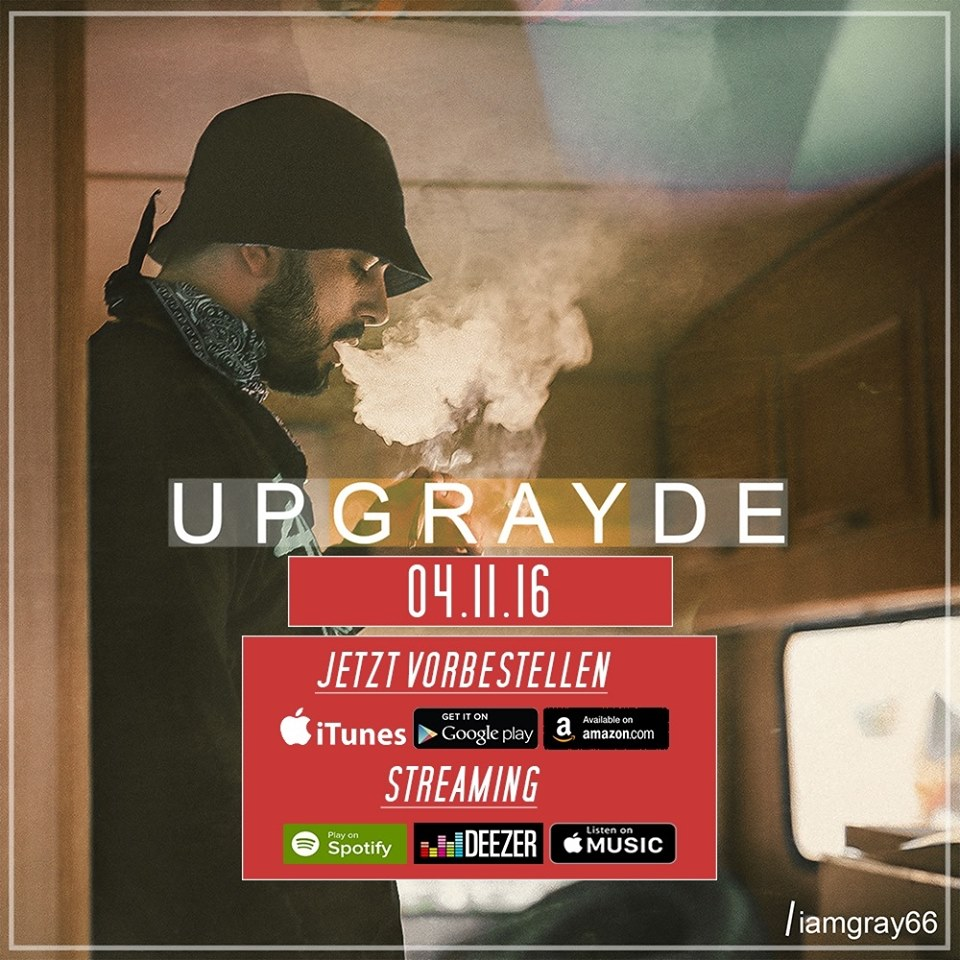 Upcoming: Gray - UPGRAYDE