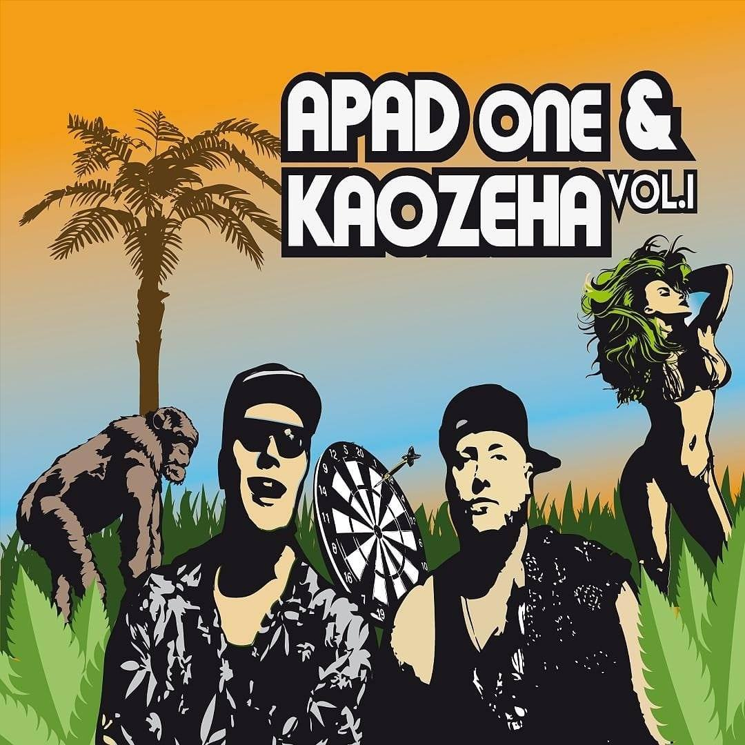 Upcoming: Apad One & KAOZEHA feat. Dick Primo - Handzahm