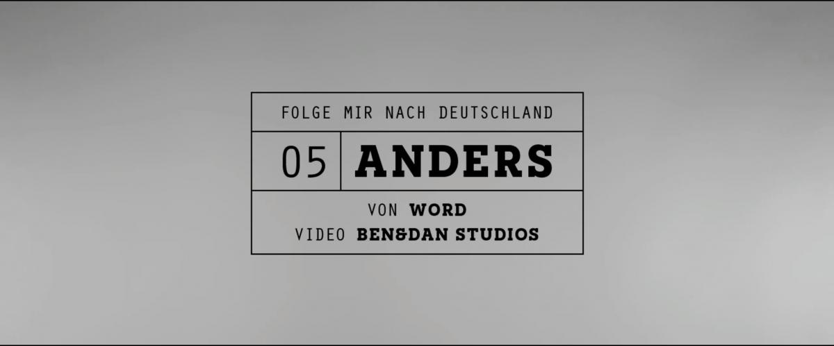 Upcoming: WORD - Anders