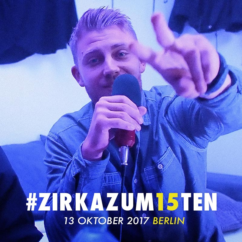 Upcoming: za. - #ZIRKAZUM15TEN FREESTYLE #38