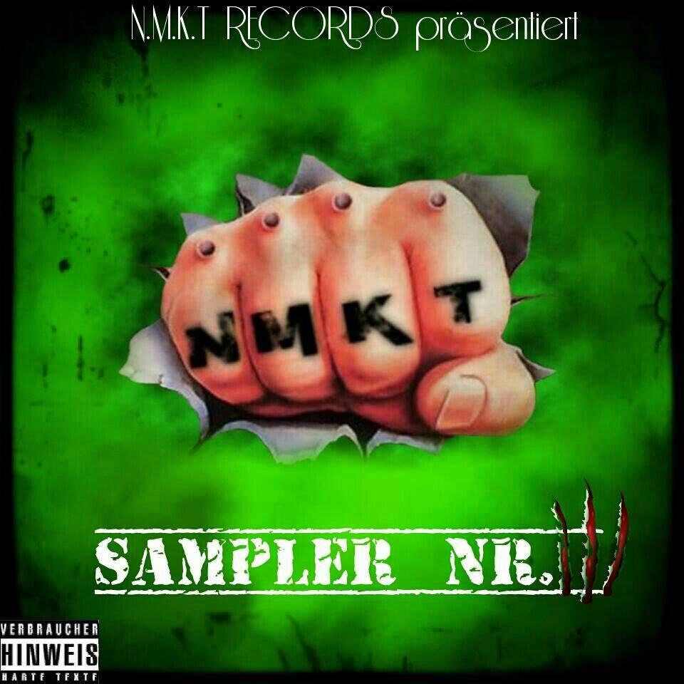 Upcoming: Various Artists - N.M.K.T Sampler Nr. 3