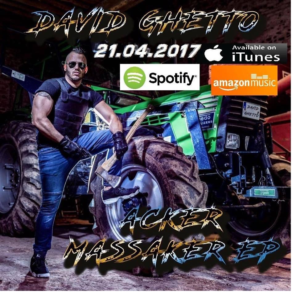 Upcoming: David Ghetto - Pumpen (Offizielles Video)