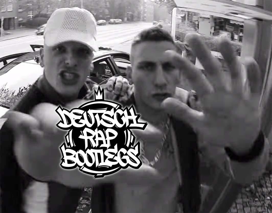 187 Strassenbande - Sirp (DR.Bootleg Never Scared Remix)