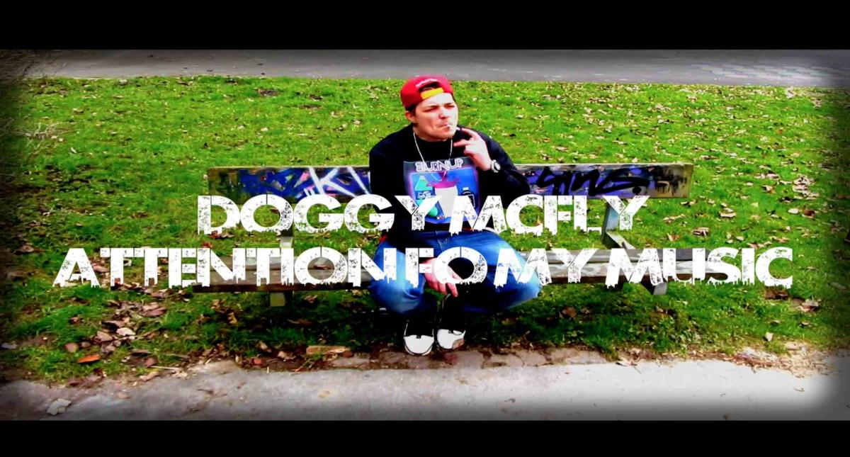 Upcoming: Doggy McFly - Attention Fo My Music