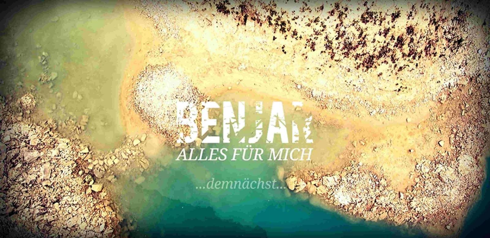Upcoming: Benjar - Alles Für Mich