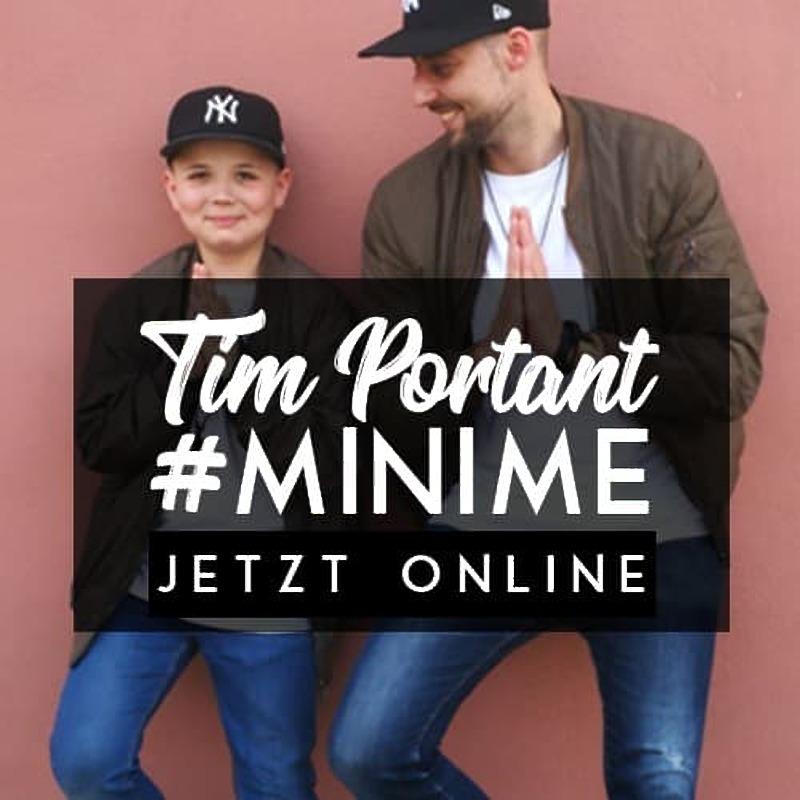 Upcoming: Tim Portant - #MiniMe