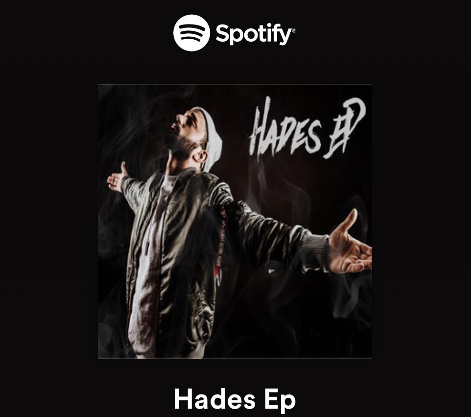 Upcoming: Eddy - Hades Ep
