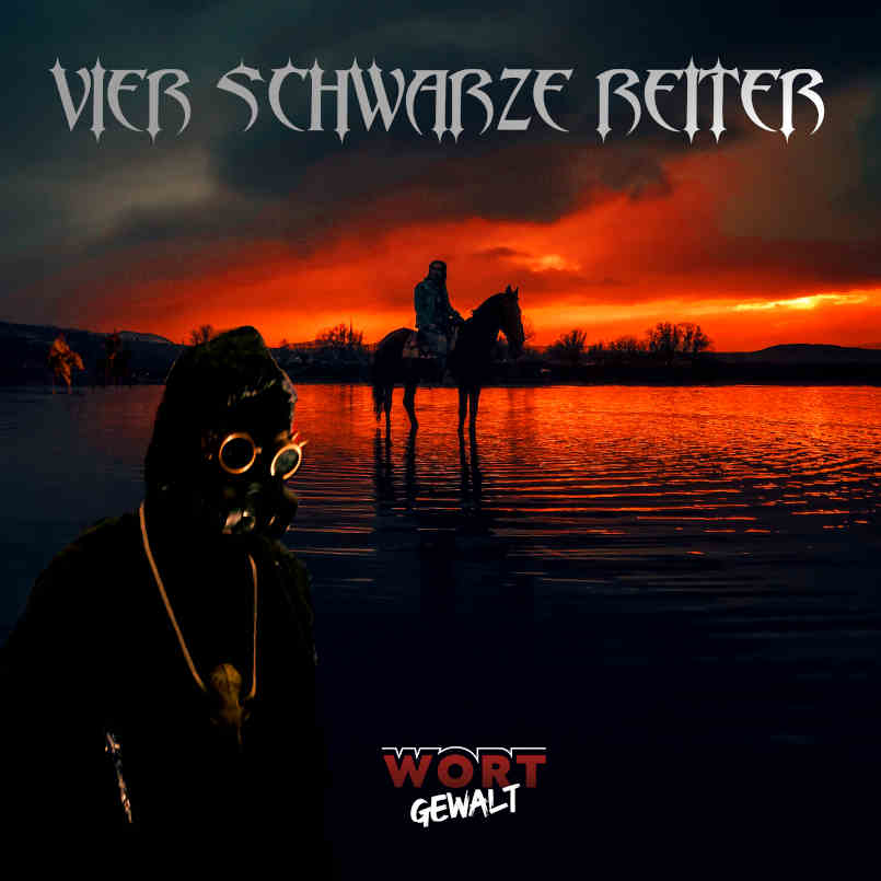 Upcoming: Wortgewalt - Vier Schwarze Reiter