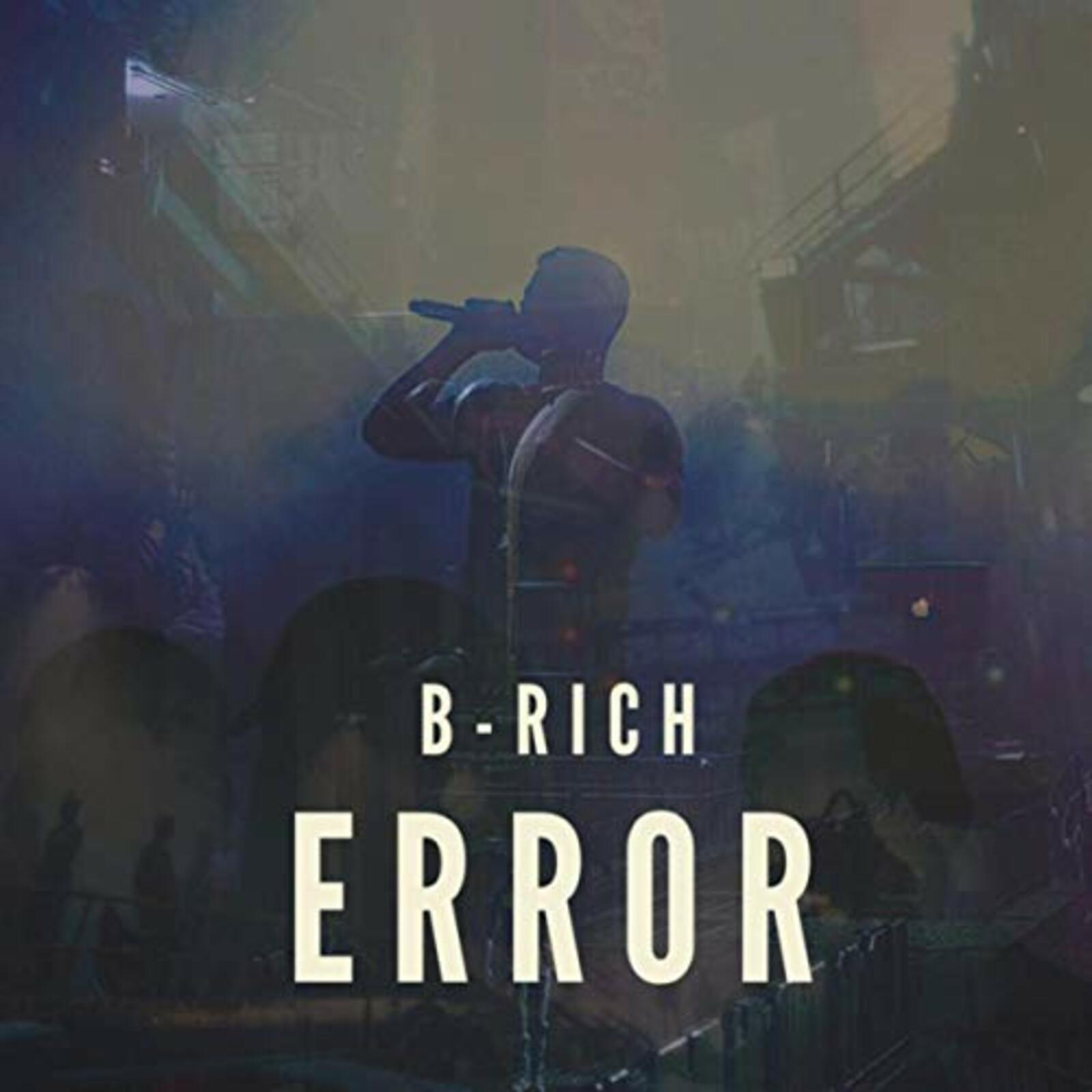 Upcoming: B-RICH - Error