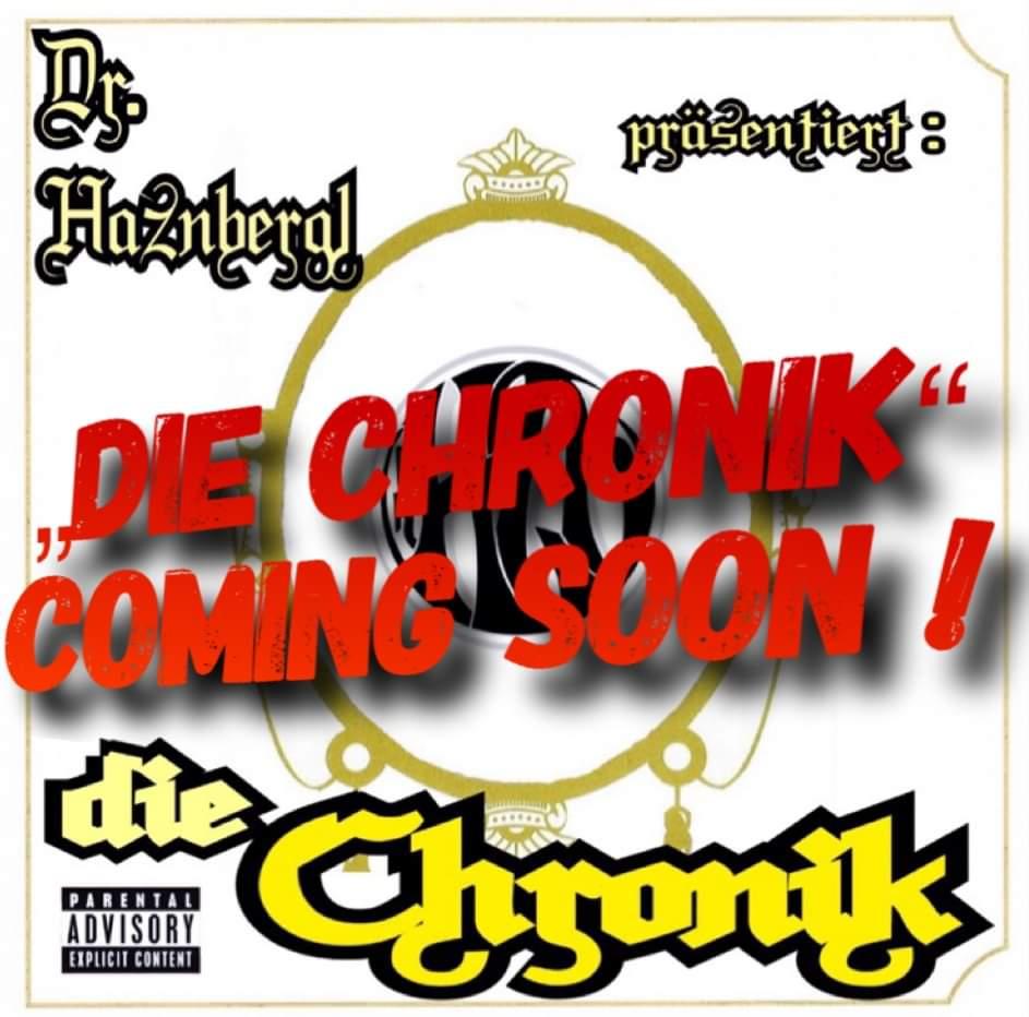 Upcoming: Dr. Haznbergl - Veröffentlicht Vorab Album Outtakes