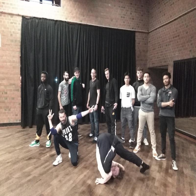 Upcoming: Tuffmann feat.Zokuto - Geballte Faust