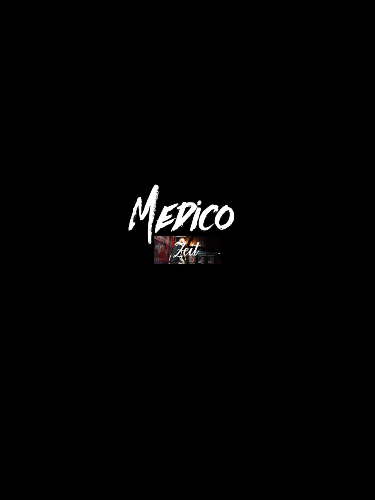 Upcoming: Medico - Zeit (Musik Video)