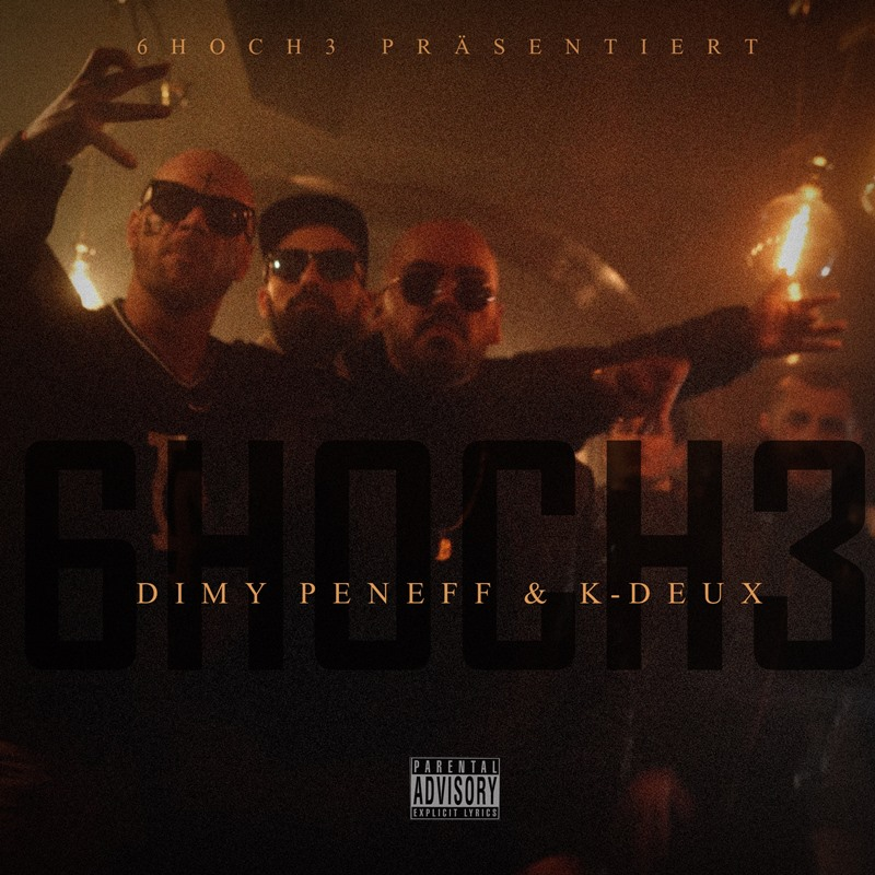 Upcoming: Dimy Peneff & K-Deux - 6 Hoch 3