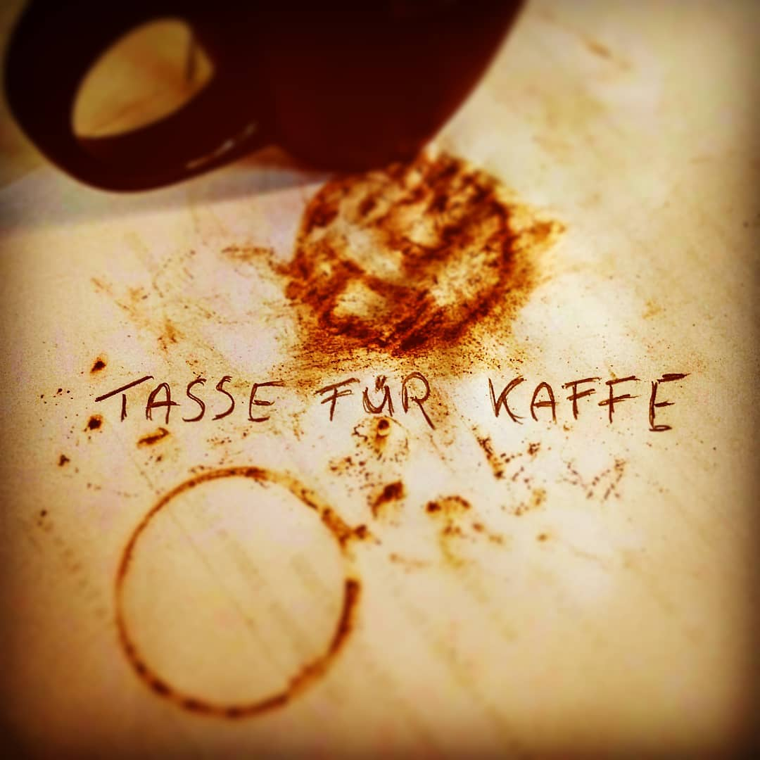 Upcoming: Mahaec - Tasse Für Kaffe
