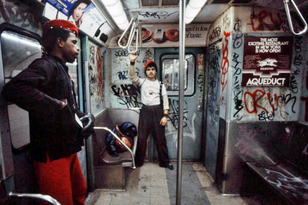 New York Subway 1981