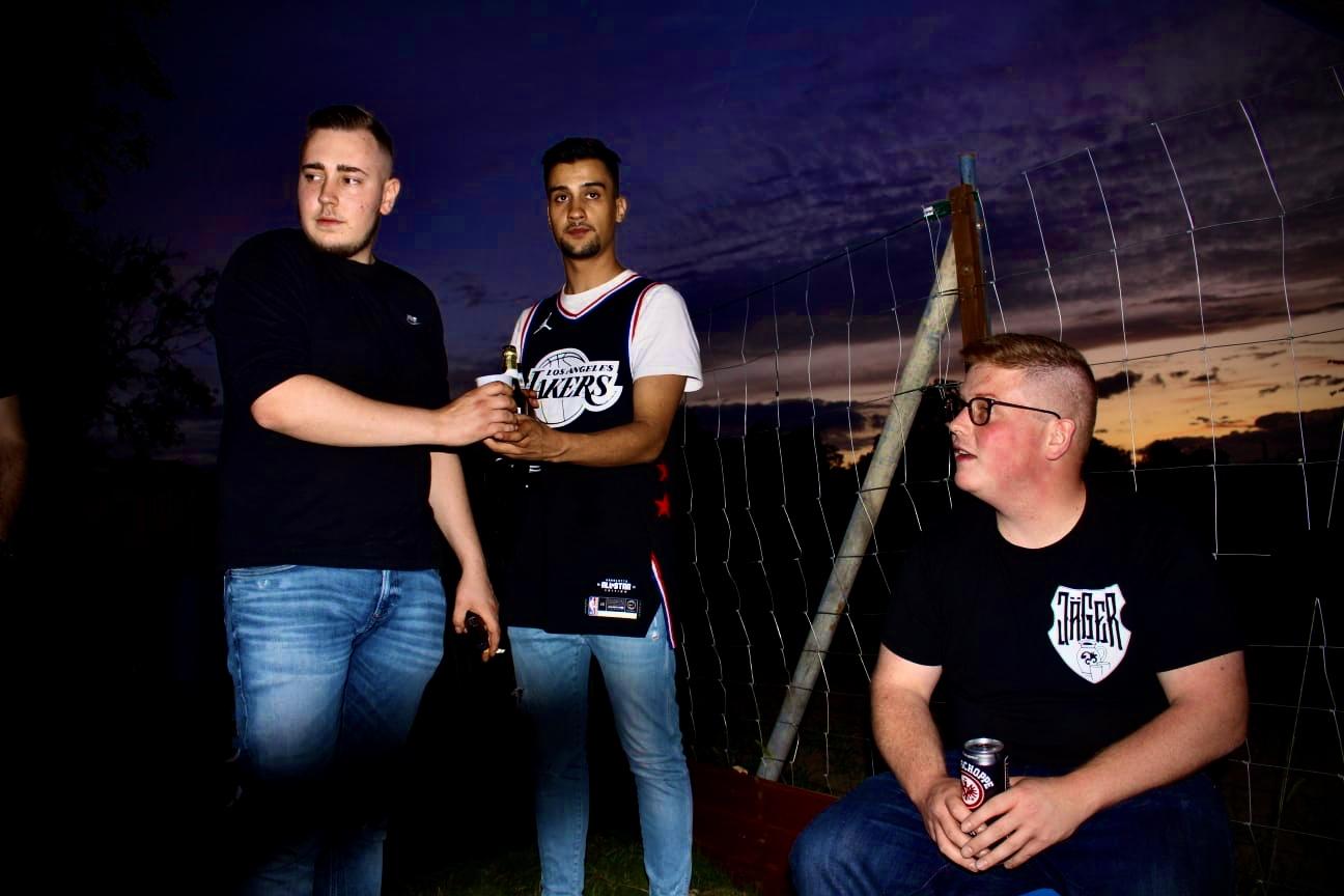 Upcoming: Nko & JägerAnti - Plan B