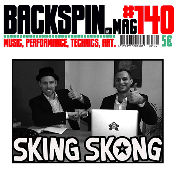 SKing SKong - Backspin
