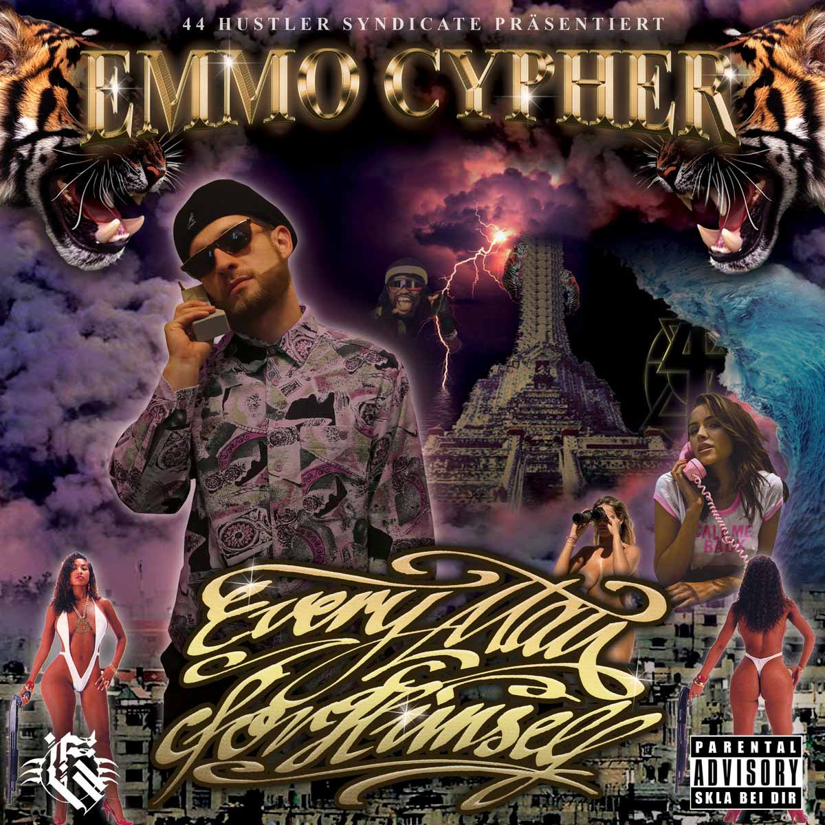 Upcoming: Emmo Cypher - Alles Kohle