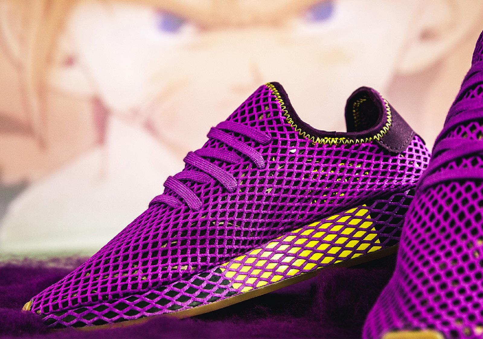 Deerupt vs. Prophere: Adidas' Dragon Ball Z Kollabo geht in