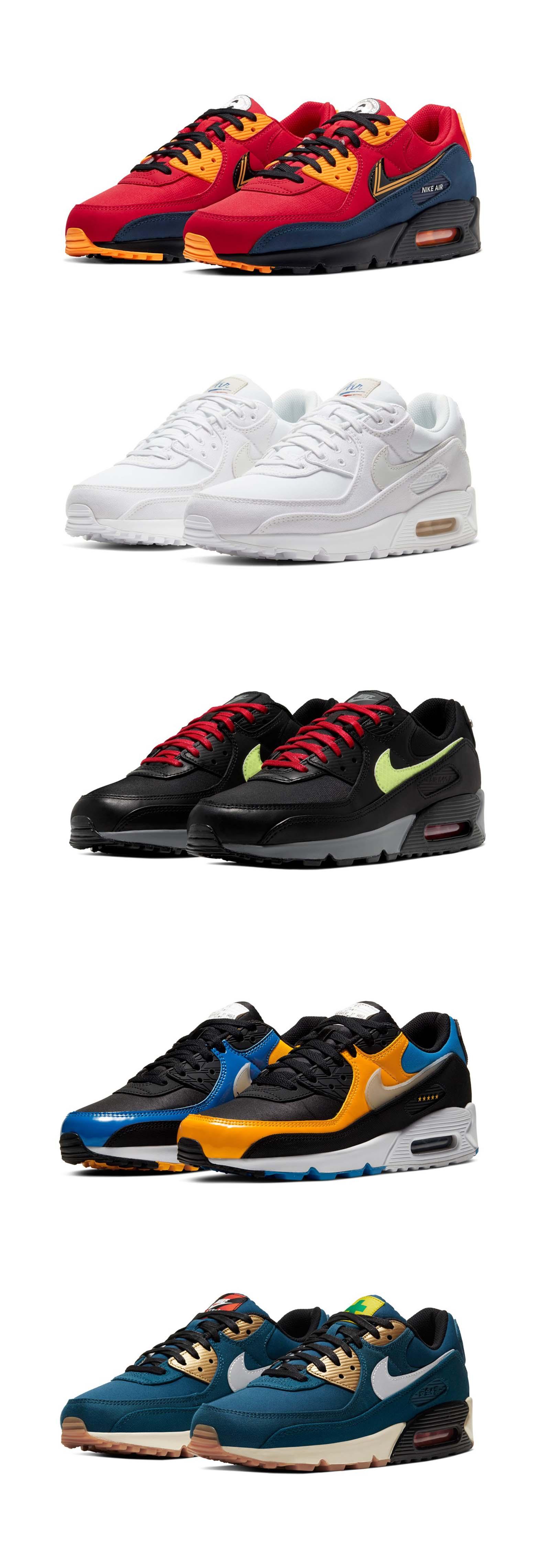 So feiert Nike 30 Jahre Air Max 90 |