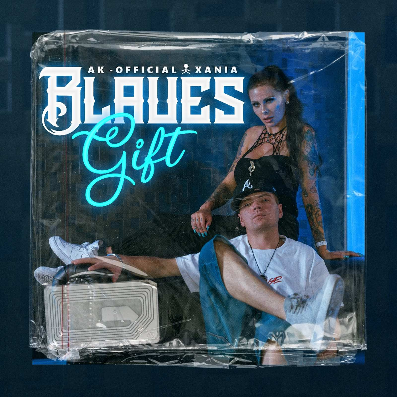 Upcoming: AK-Official X Xania - Blaues Gift