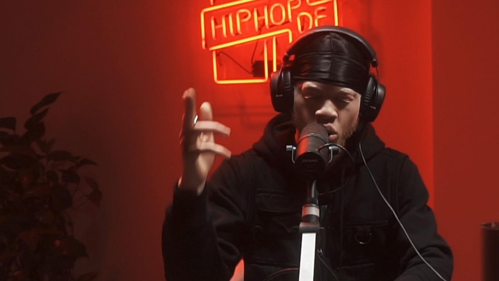 Albi X – Hiphop.de Freestyle