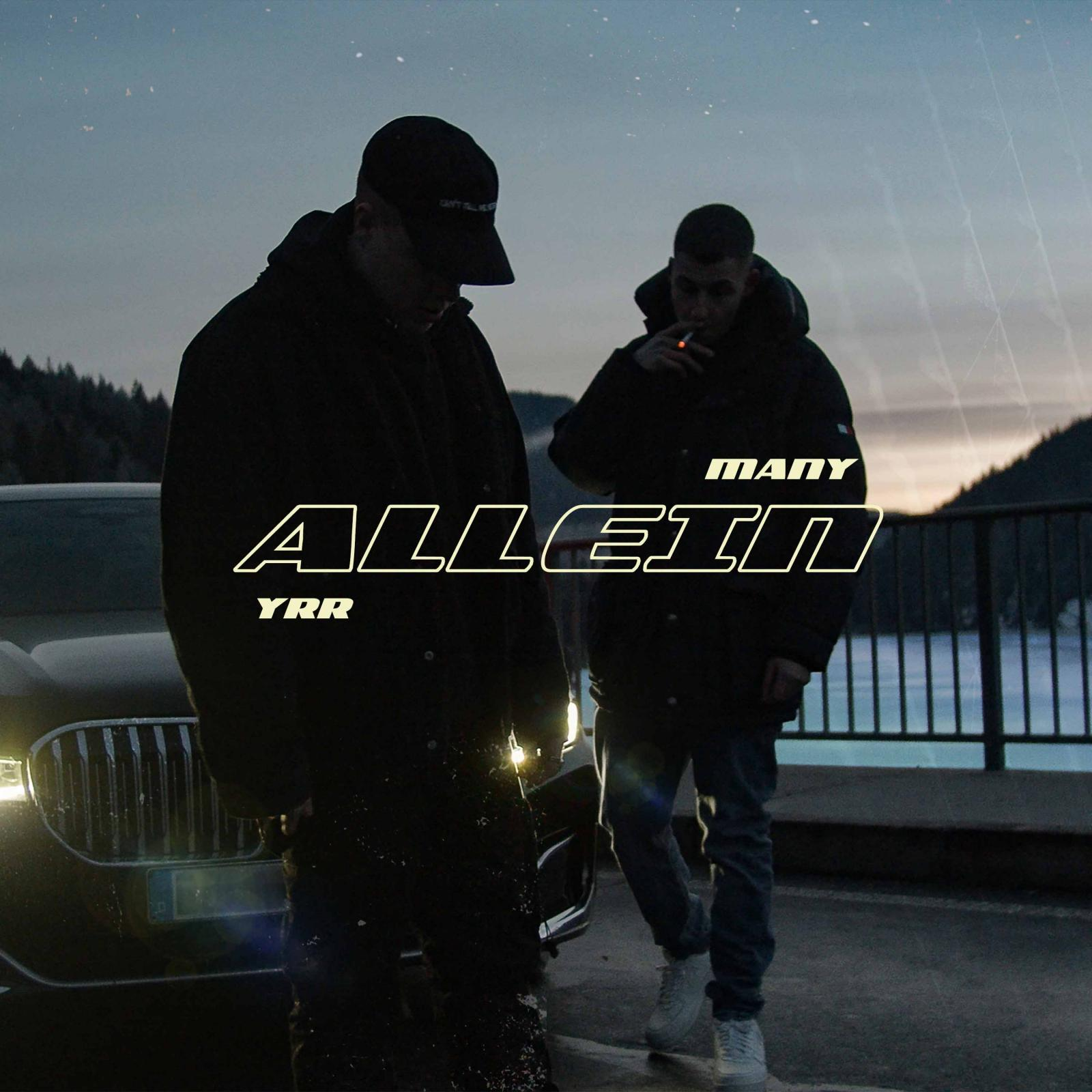Upcoming: Many x Young Richie Rich - Allein