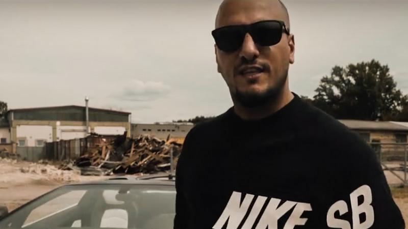 Alpa Gun im Video zu Alles auf Null