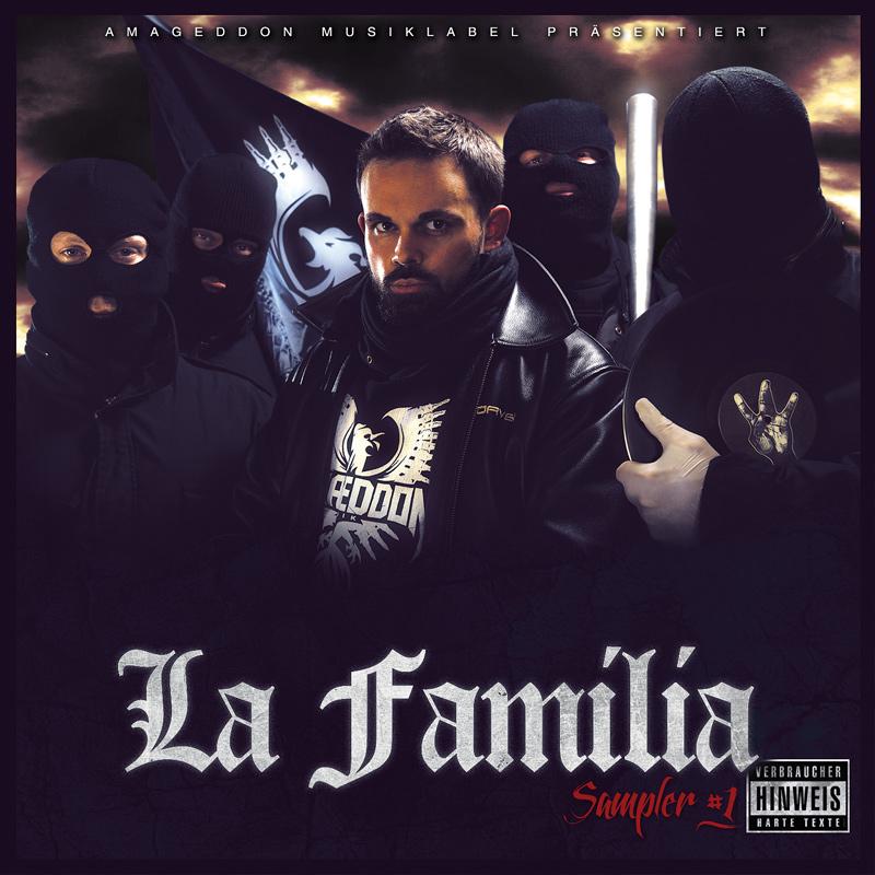 Amageddon Musik - La Familia