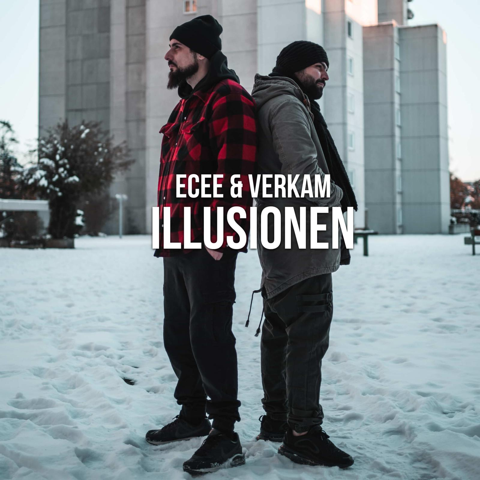Upcoming: Ecee x VerKam - Illusionen
