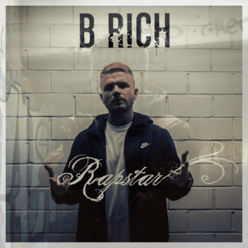 Upcoming: B-RICH - RAPSTAR EP