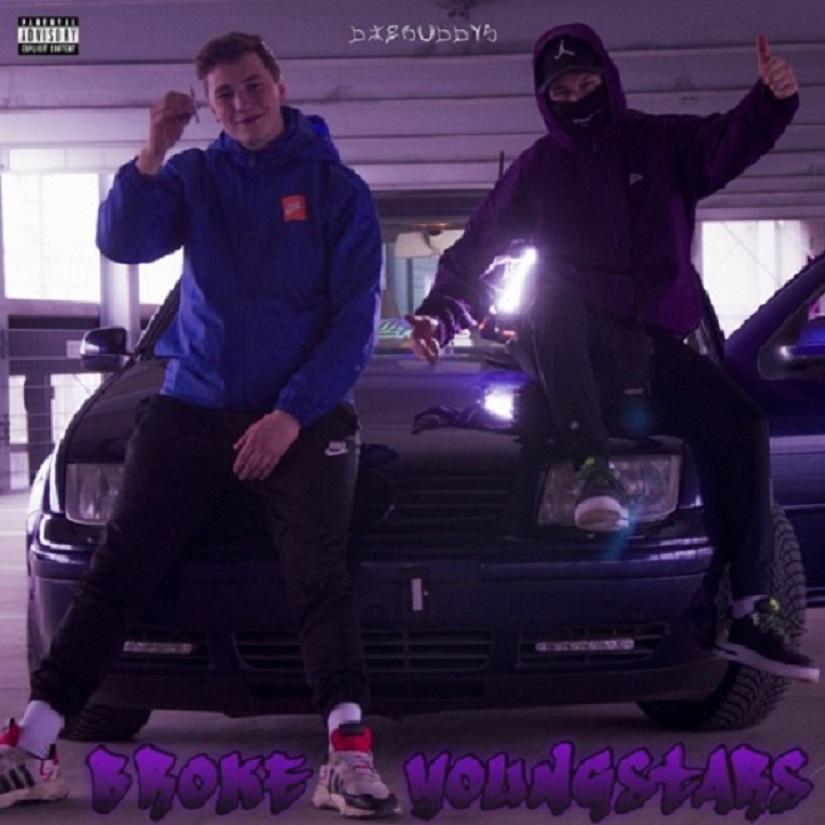Upcoming: DieBuddys - Broke Youngstars