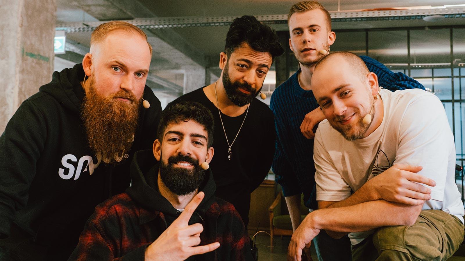 Deutschrap Newcomer des Jahres und Beste Gruppe National  - Hiphop.de Awards 2019