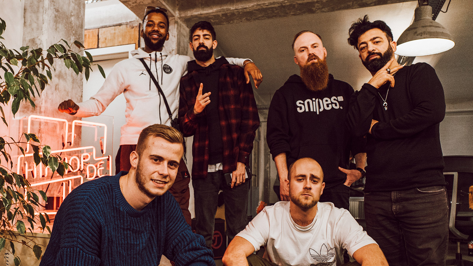 Bester Newcomer, Bester Live-Act und Bester Rap-Solo-Act International – Hiphop.de Awards 2019