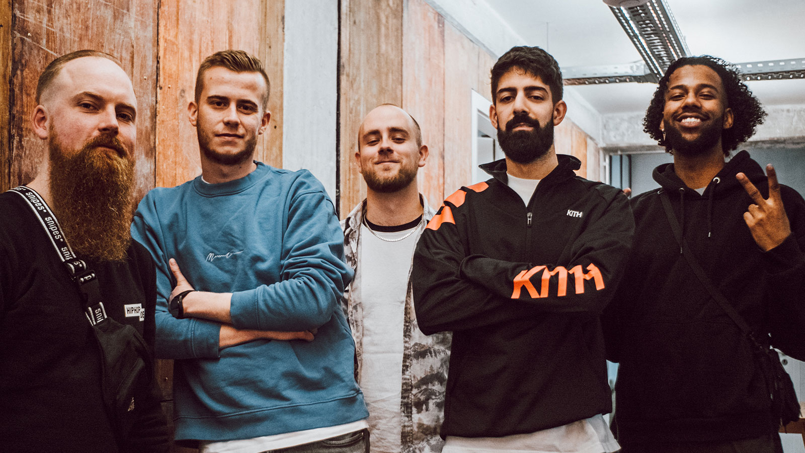 Bestes Deutschrap Album und Bestes Video National – Hiphop.de Awards 2019