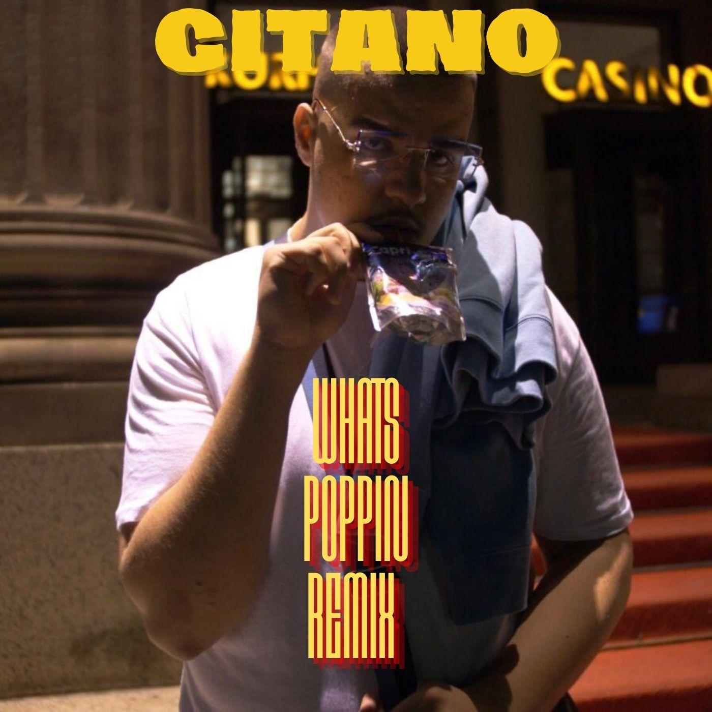 Upcoming: Gitano - Whats Poppin Freestyle