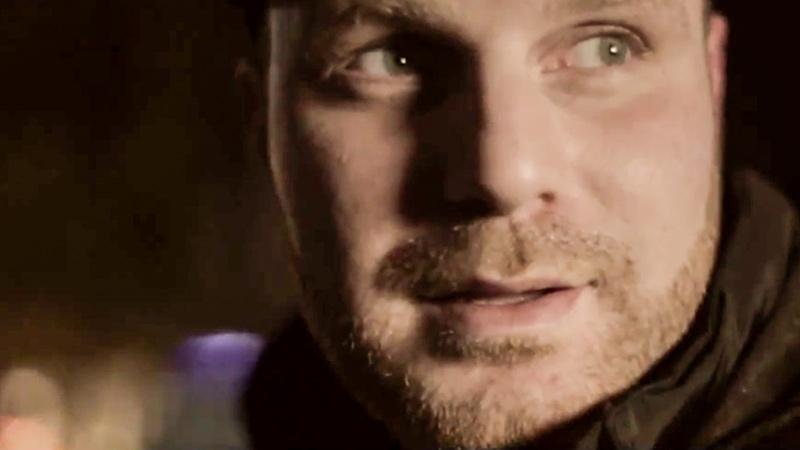 """Screenshot von Baba Saad im Video zu """"Saad Capone Reloaded"""