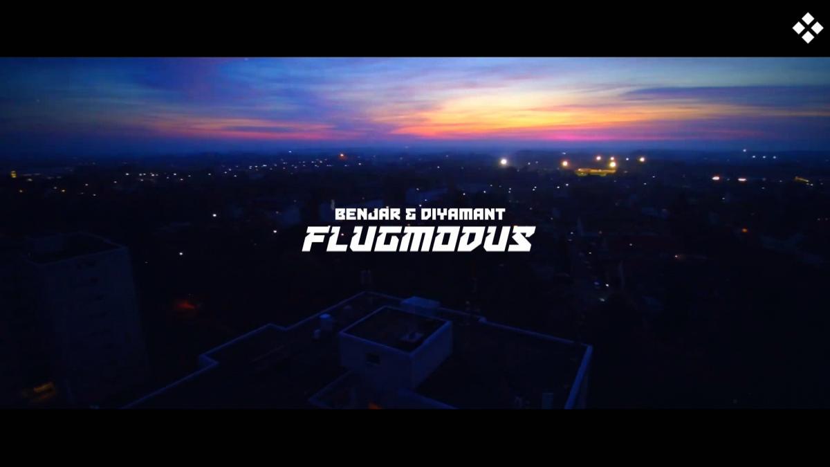 Upcoming: BENJAR & DIYAMANT - Flugmodus (OFFICIAL VIDEO)