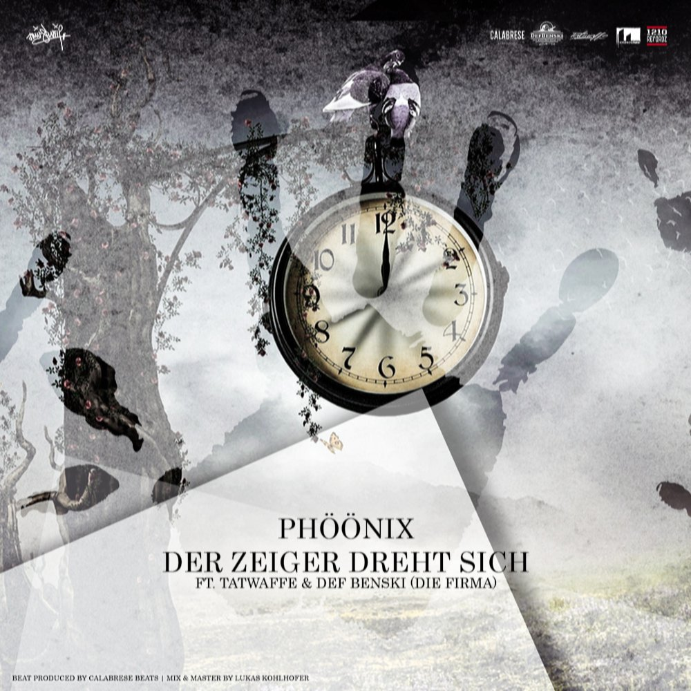 Upcoming: PhööniX - Der Zeiger Dreht Sich (ft.Die Firma)