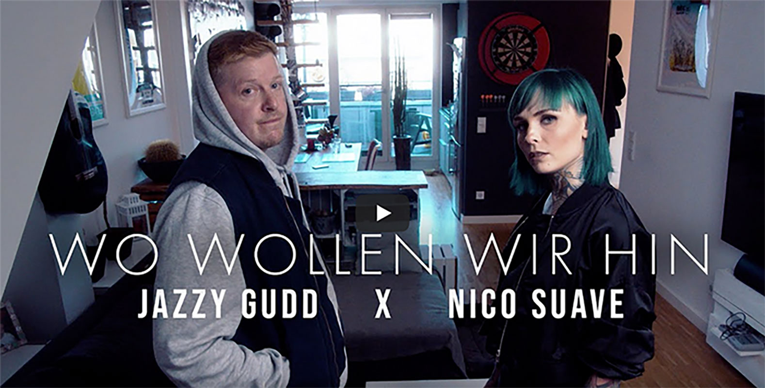 Upcoming: Nico Suave x Jazzy Gudd - Wo Wollen Wir Hin