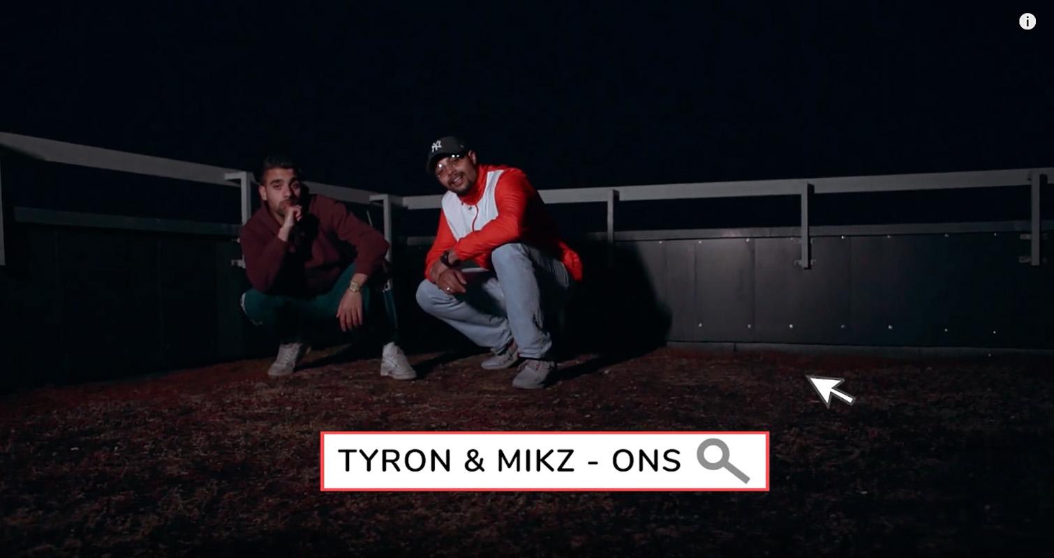 Upcoming: Tryon Blackshit & Mika - ONS