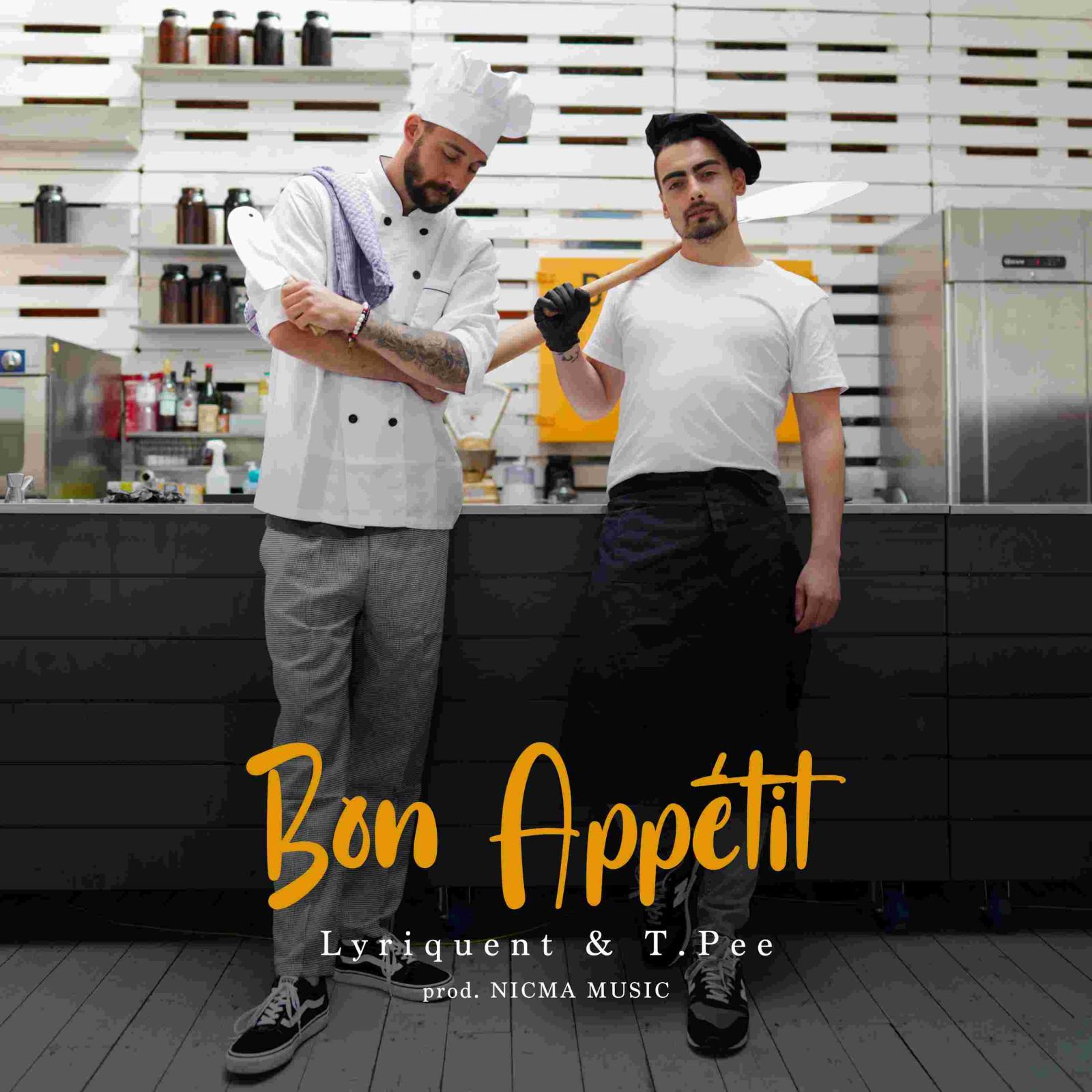 Upcoming: Lyriquent - Bon Appétit (feat. T.Pee | Prod. Supreme.Frost)