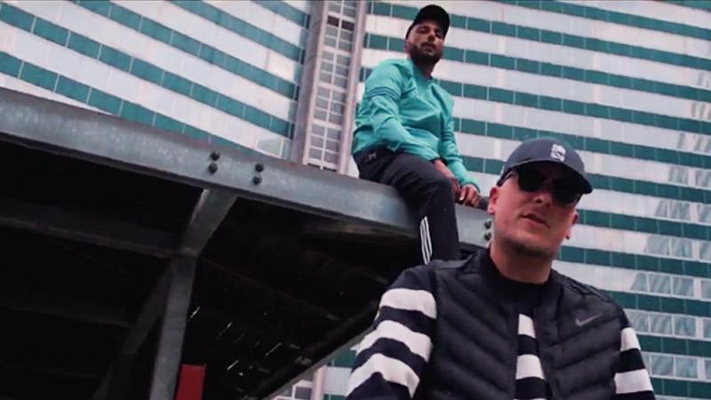 Bonez MC und Hanybal im Video zu Baller los
