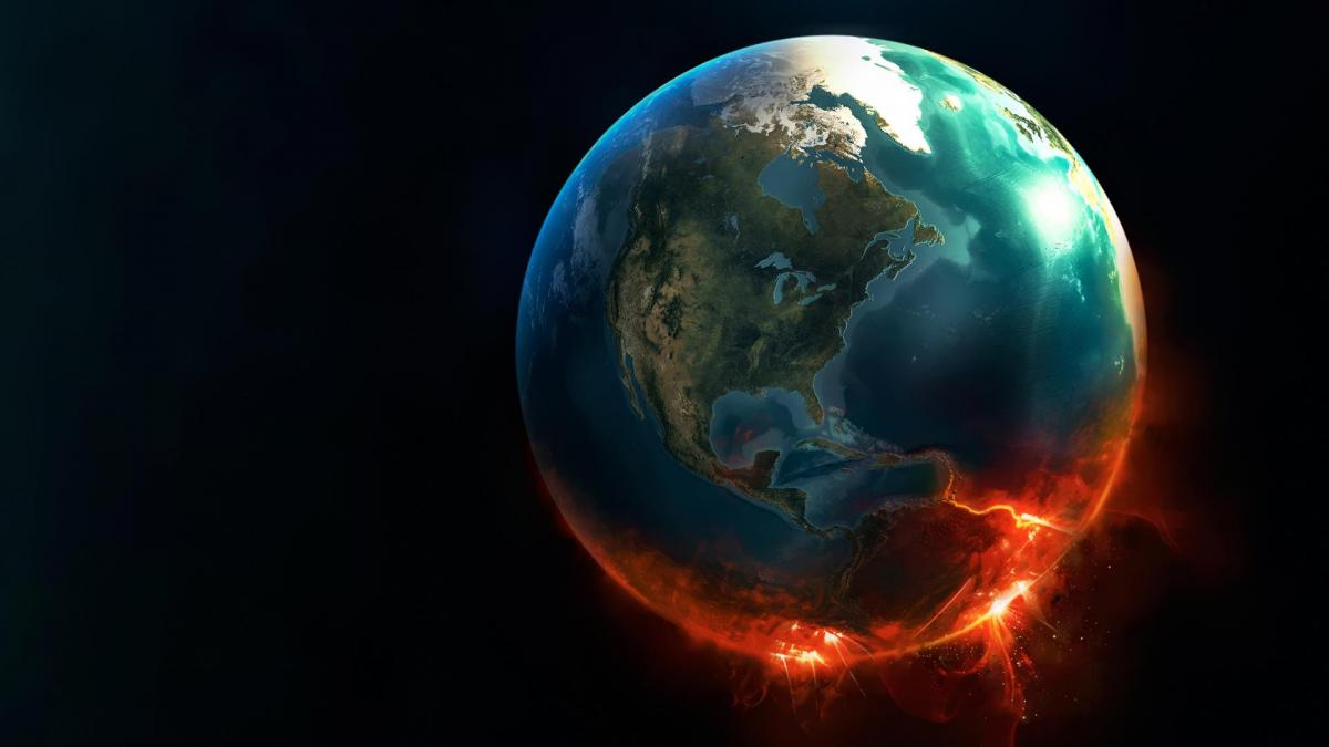 Upcoming: Gotcha - Die Erde Brennt