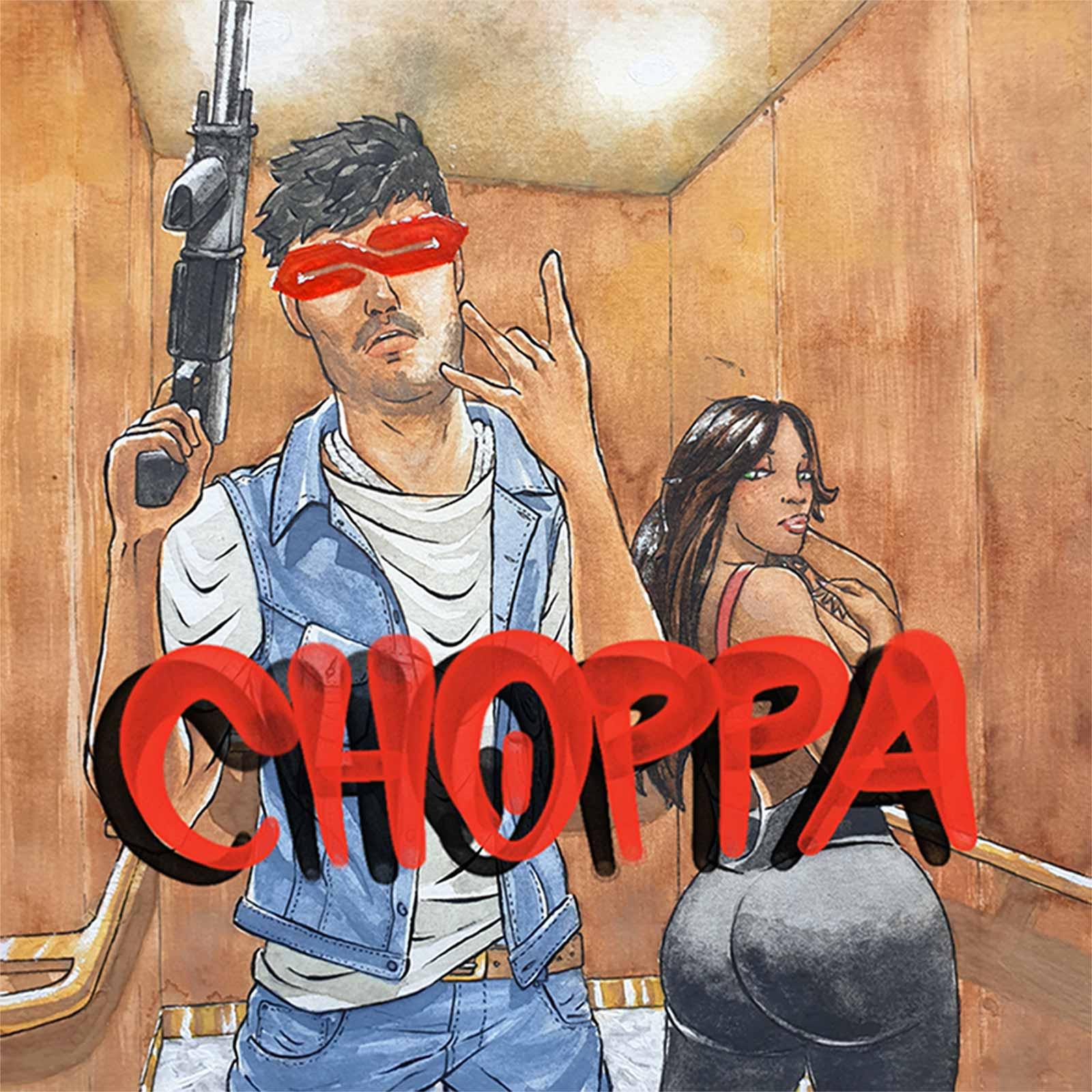 Upcoming: Barré - Choppa